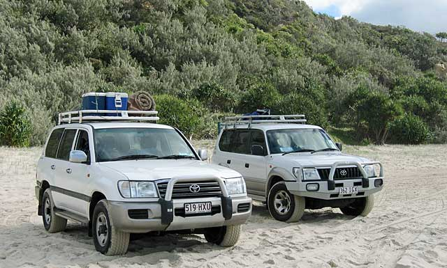 4WD Island Adventure Tour